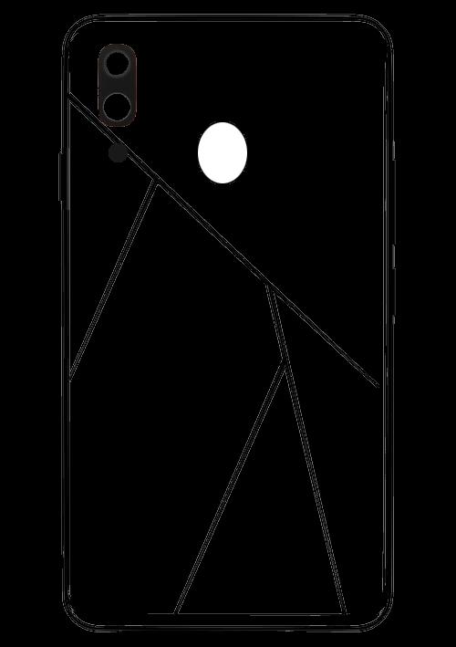 Remplacement Vitre Arrière Samsung Galaxy A20e