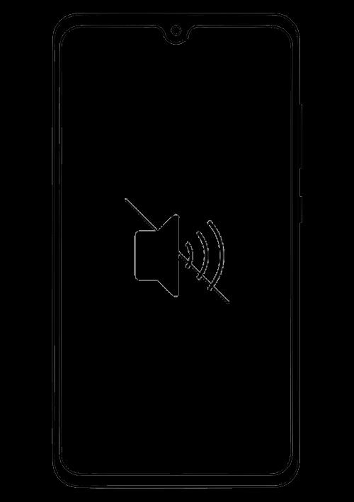 Remplacement Écouteur ou HP Samsung Galaxy A40